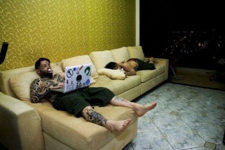 Татуировки и пирсинг - это красиво? [15 фото]