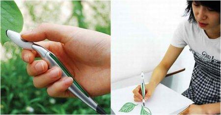 Ручка,которая сама умеет подбирать цвет
