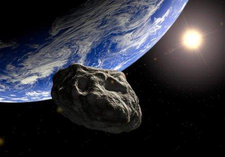 Метеорит размером с футбольное поле посетил нашу планету