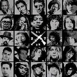 Клуб 27 – проклятье музыкантов