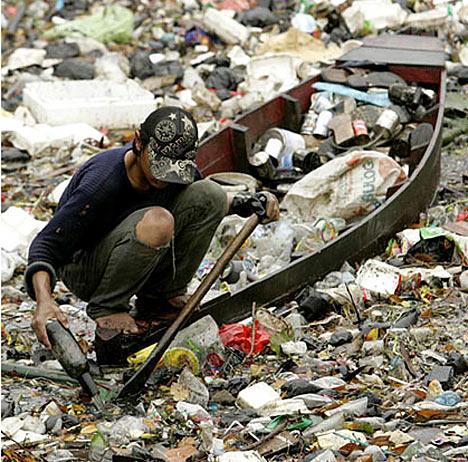 – самая грязная река в мире 10 фото
