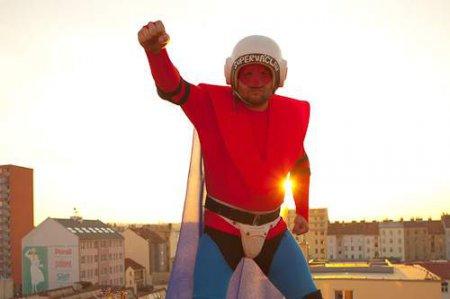 СуперВацлав – Супергерой из Праги