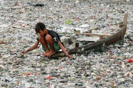 Река Цитарум – самая грязная река в мире [10 фото]